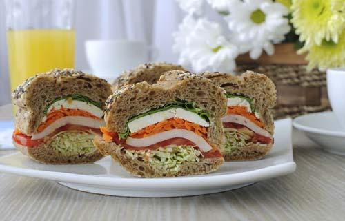 Vægttabs hemmelighed | Spis sandwich der slanker