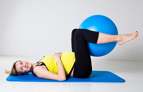 gravid og motion