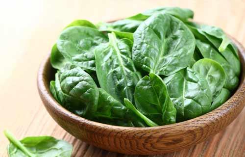 hvad er spinat godt for