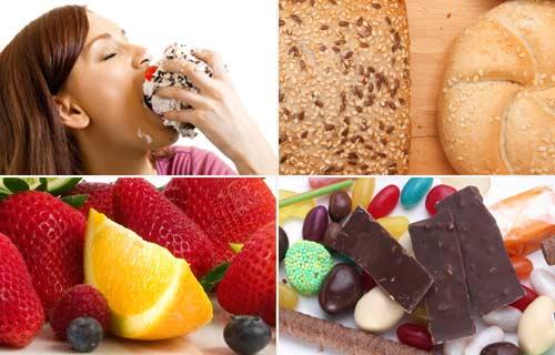 hvor meget frugt må man spise om dagen
