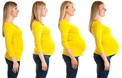 kan man blive gravid når man har mens kvinde søges
