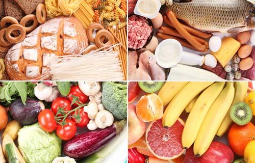 liste over sunde madvarer