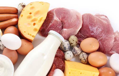 for meget protein i blodet